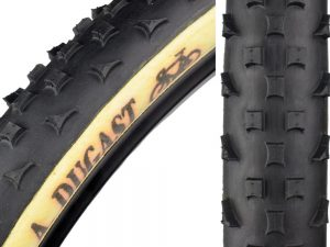 Dugast Ernst Cotton tubular tyre